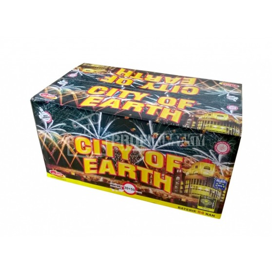 Kompakt CITY OF EARTH 84 ran 30/50mm