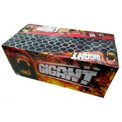 Sestavený ohňostroj GIGANT 105 ran 45mm