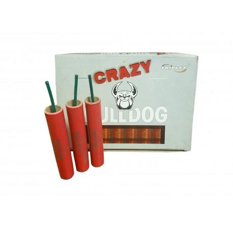 Petardy CRAZY BULLDOG 10ks