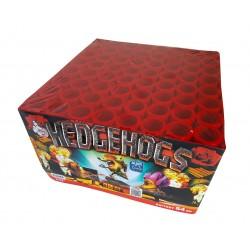 Kompaktní ohňostroj HEDGEHOGS 64 ran 20mm