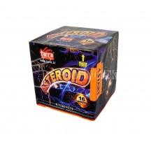 Kompaktní ohňostroj ASTEROID 16 ran 23mm