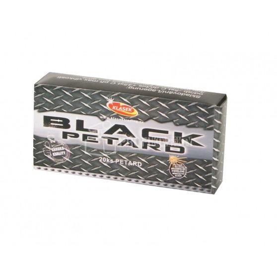 Petardy BLACK PETARD 20ks