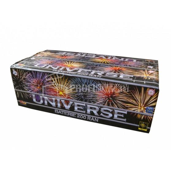Kompakt UNIVERSE 200 ran 30mm
