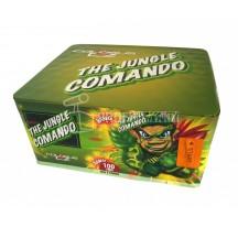 Kompakt THE JUNGLE COMANDO 100 ran 25mm